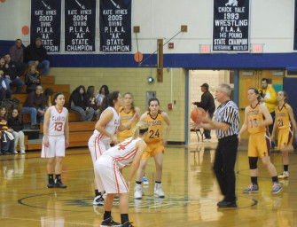 Lady Cats Advance To District Nine Semi-Finals With Victory Over Elk County Catholic (02/22/14)