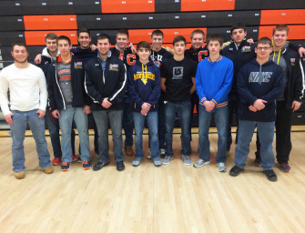 Eighteen Bobcats Named PFN Academic All-State (02/27/14)