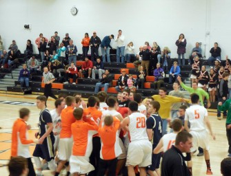 Remarkable Turnaround, Bobcats Down Lions In Overtime (02/04/14) JVs also win