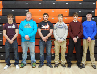 Six Bobcats Named To Pennsylvania Football News All-State Team (01/03/14)