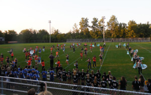 Bobcat Marching Band