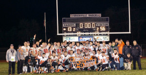 (Photo by Bri Nellis – brinellisphotography.shutterfly.com) Undefeated Back to Back Champs!