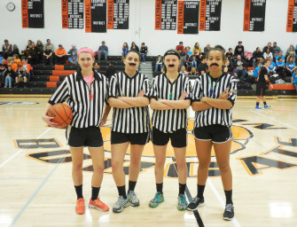 Faculty – Student Basketball Games Raises Hundreds For Scholarship Funds (03/08/13)
