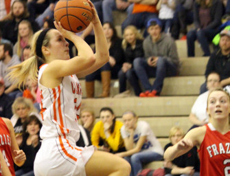 Lady Cats Down Lady Commodores In First Round State Basketball Championship Game (03/09/14)