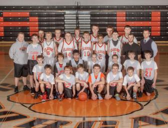 Junior High Boys Basketball Teams Complete Fine Season (03/06/14)
