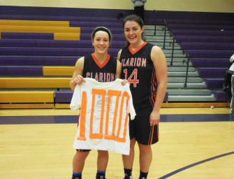 Maci Thornton And Kyla Miles Named To Tri-County Sunday/Courier Express 2010s All-Decade Basketball Team (01/20/20)