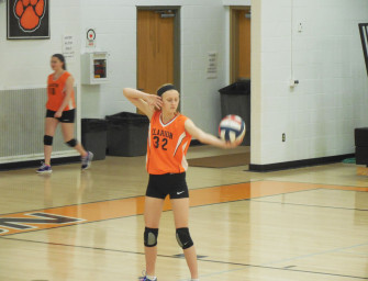 Both JH Volleyball Teams Register Two Wins This Week (04/11/14)