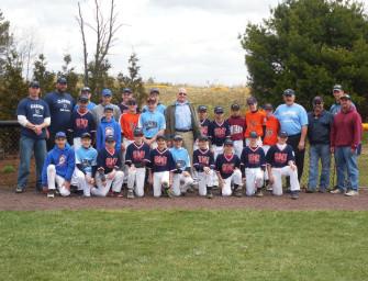 Clarion Little League Baseball Holds 2014 Season Opening Ceremonies (04/27/14)