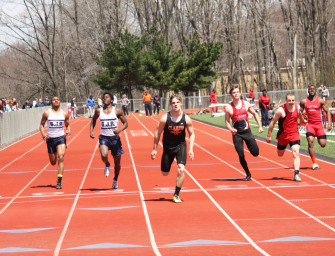 Bobcats and Lady Cats Post Ninth Place Finishes At City Of Hermitage Invitational, Ian Corbett Sets Meet Record (04/27/14)