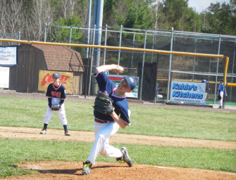 Rhoades Throws 1 Hitter In SMI Win (04/28/14)