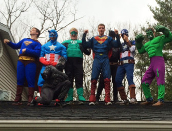 Super Heroes To The Rescue (04/15/14)