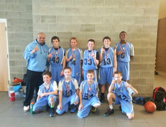 RISING STARS 12U/6TH GRADE 18-1 So Far This Season (05/15/14)