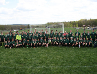 Clarion River Valley Strikers Field 86 Team Members, A Record Season (05/28/15)
