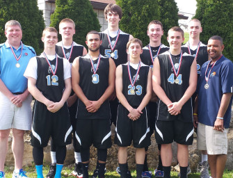 Rising Stars 17U/11th Boys Westmoreland Classic Champs, Others Also Do Well (05/16/14)