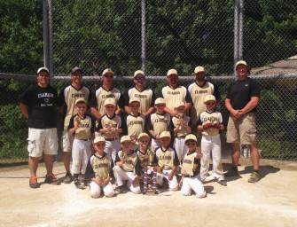 Gold Rush 7-Under Baseball Tournament To Be Held On Saturday (07/20/14)