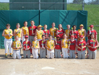 Janney Claims Clarion Area Little League Softball Tournament Championship (06/30/14)