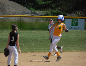 C And A Trees Downs Farmers In Saturday Softball Action (06/09/14)