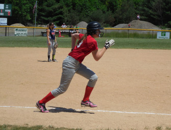 Janney Down C-93, In Little League Softball Action (06/09/14)