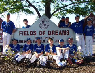 B&W Smith Finishes Second In 2014 Field Of Dreams Baseball Classic (06/04/14)
