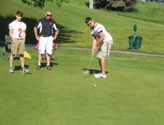Football Boosters Hold 2014 Golf Scramble (06/19/14)