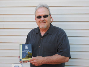 PSFCA 2013 District Nine Coach of the Year, Larry Wiser