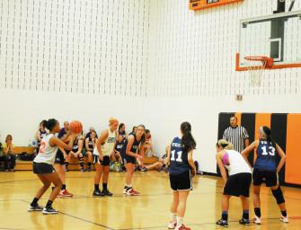 Girls Summer Recreational Basketball League Begins 2014 Play (06/10/14)