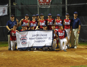 Clarion Area Little League 13-14 All-Stars Win District 25 (07/13/14)