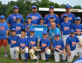 Clarion Dugout Goes 4-0 To Claim 2014 Kirby Hetrick Memorial Championship (07/18/14)