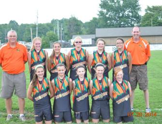 Tri-City Thunder Wins Mid Summer's Bash Tournament (07/21/14)