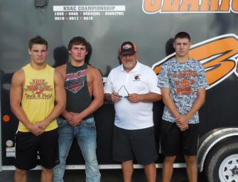 Three Bobcats Honored By Pennsylvania Football News (08/24/14)
