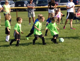 YMCA Summer Soccer Program Concludes Season With Tournament (08/31/14)