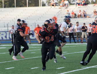 Bobcat Football Reaches Milestone With Win, Another Milestone Coming (09/07/14)