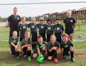 CRVS Striker U10 Soccer Team Downs Meadville (09/30/14)