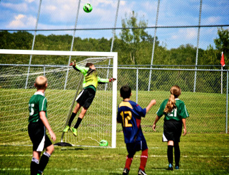 Clarion River Valley Strikers U12 Green Team Opens Fall Season With Shutout (09/08/14)