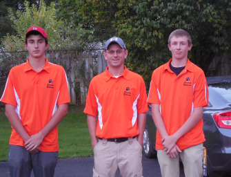 Jared Bish Leads KSAC Golfers, Will Represent Cats At Districts Along With Derek Lauer (09/23/14)