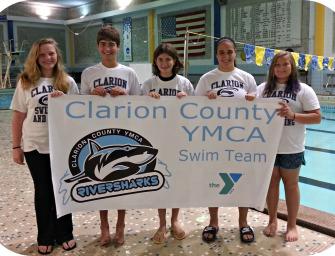 Clarion County YMCA Announces Opening Of Riversharks Swim Season (09/23/14)