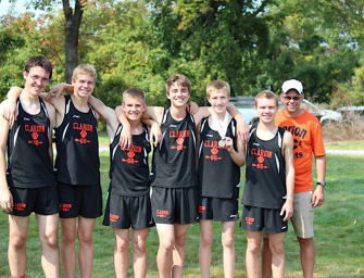 Liam Raehsler's Second Place Paces Bobcat Boys At Prestigious PIAA Meet In Hershey, Also First At C-L, Bettwy And Frakes Fourth (09/23/14)