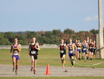 Liam Raehsler Sets Course Record At North Clarion (10/05/14)