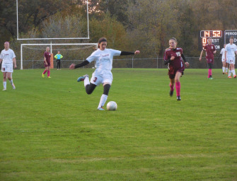 Lady Cats Soccer Team Downs Ridgway For Ninth Win (10/10/14)