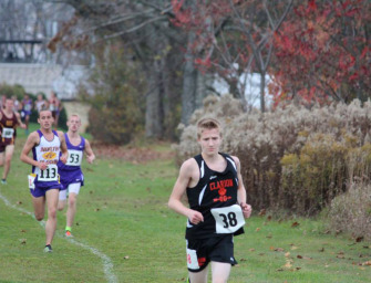Liam Raehsler Continuing Cross Country Career At Penn State (08/22/15)