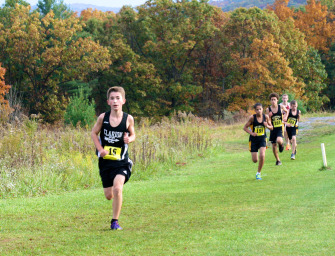 Liam Raehsler And Nathaniel Lerch Place First In KSAC Championships (10/20/14)