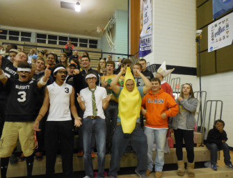 Lady Cats Advance To District Nine Volleyball Semis (10/30/14)