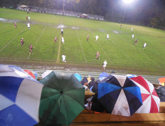 Lady Cats Fall To Lady Elkers In District Nine Quarter-Final Soccer Match (10/22/14)