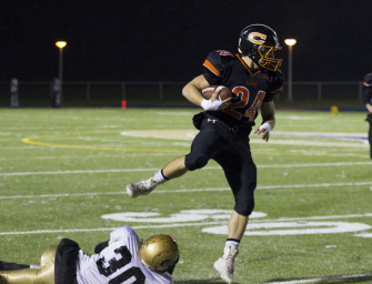 Numerous Milestones Reached In Bobcats' Playoff Win Over Tide (11/10/14)