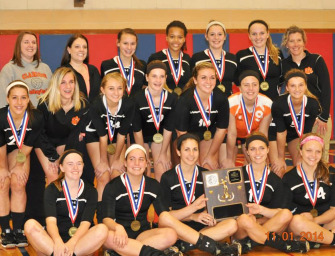 Four Lady Cats Named To Pennsylvania Volleyball Coaches Association All-State Team (12/05/14)