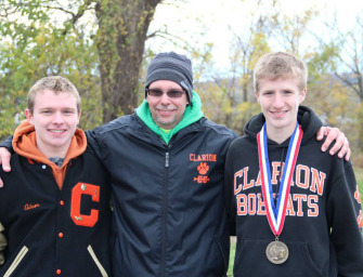 Coach Murtha Shares On Liam Raehsler's All-State Cross Country Season (11/13/14)