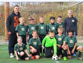 Clarion River Valley Strikers U10 Green Finishes Season Undefeated (11/06/14)