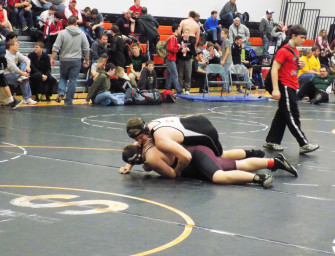 Bobcat Junior High Wrestlers Have Fine Showing In Clarion Tournament (12/25/14)