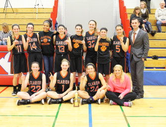 Maci Thornton Leads Lady Cats Win In First Annual Kane Holiday Tournament (12/30/14)