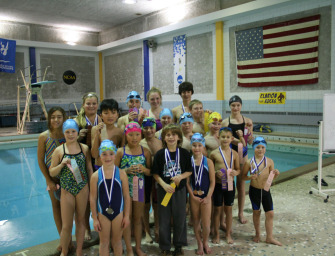Clarion Swimmers Claim Top Spots At Oil City Invitational (12/05/14)